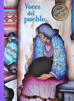 Voces Del Pueblo: Barrera, Rosalinda B.; Crawford, Alan N.; Mims, Joan Sabrina; Silva, Aurelia ...