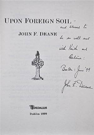 Upon Foreign Soil: Deane, John F.