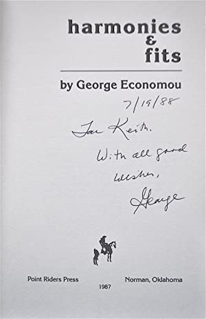 Harmonies and Fits: Economou, George