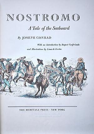 Nostromo: Conrad, Joseph
