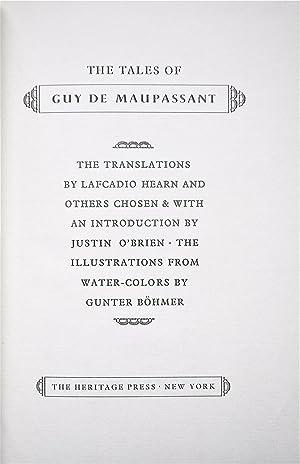 The Tale of Guy De Maupassant: Maupassant, Guy De