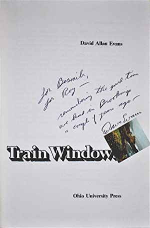 Train Windows: Evans, David Allan