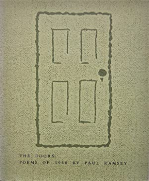 The Doors: Poems of 1968: Ramsey, Paul