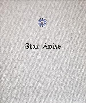 Star Anise: Enslin, Theodore