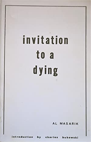 Invitation to a Dying: Masarik, Al
