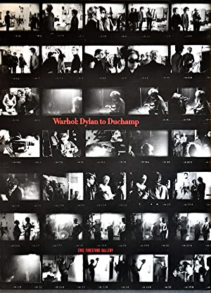 Warhol: From Dylan to Duchamp: Kroll, Eric Editor