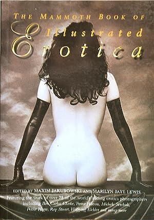 The Mammoth Book of Illustrated Erotica: Jakubowki, Maxim and