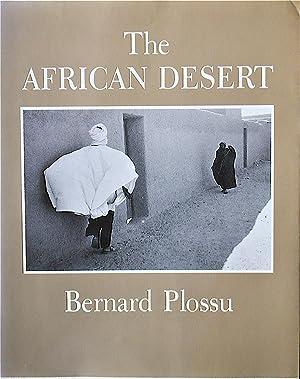 The African Desert: Plossu, Bernard