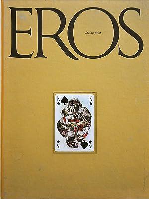 Eros Spring 1962: Ginzburg, Ralph Editor