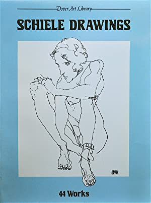Schiele Drawings: 44 Works Dover Art Library