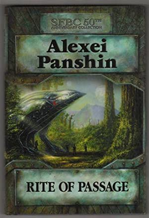 an analysis of rites of passage by alexei panshin The paperback of the rite of passage by alexei panshin at barnes & noble free shipping on $25 or more.