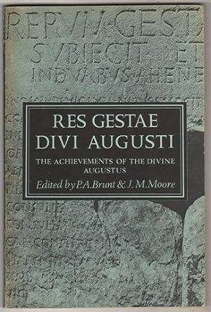 Entdecken sie die b cher der sammlung language other - Res gestae divi augusti ...