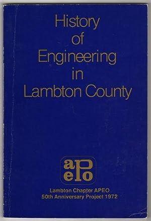 History of Engineering in Lambton County: Klauke, John J.