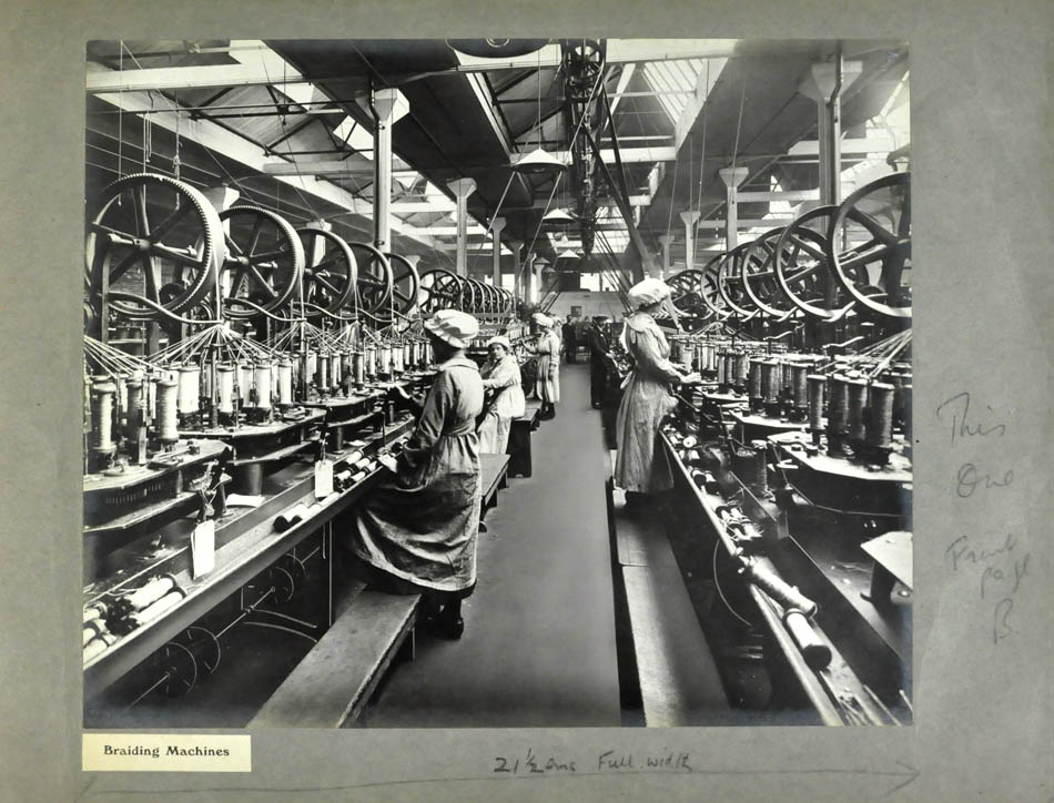 Pirelli General Cable Works Album. by ANON.: Southampton c ...