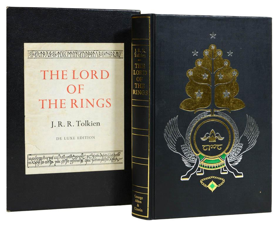 The Lord of the Rings. TOLKIEN, J.R.R.