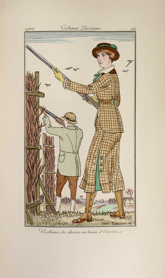 Journal des Dames et des Modes.: BARBIER, George; Umberto