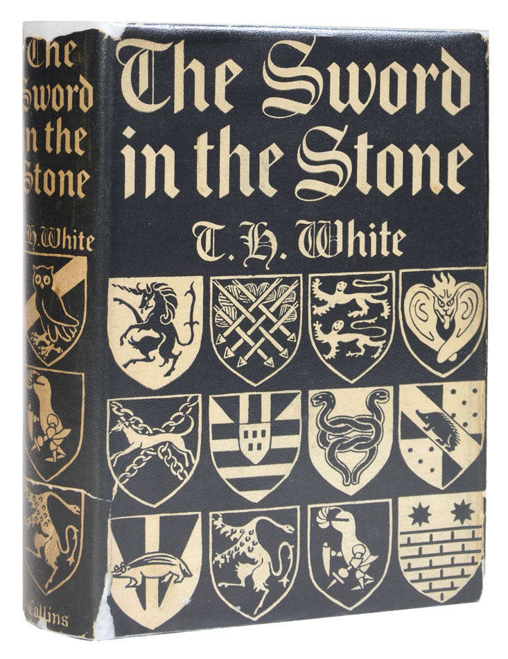 The Sword in the Stone. WHITE, T.H. Hardcover