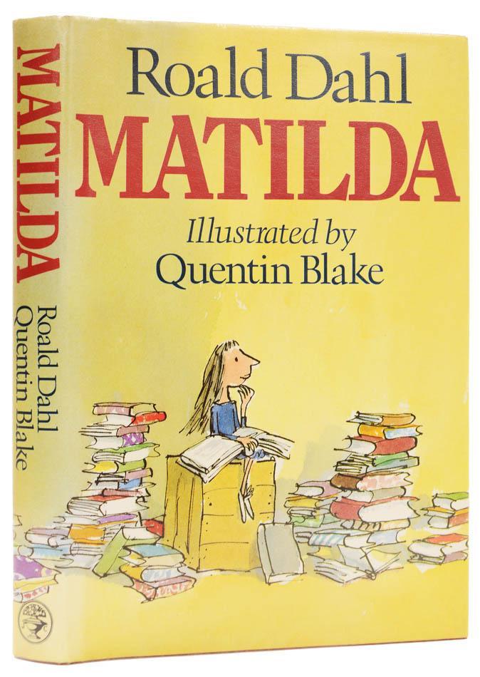 Matilda.: DAHL, Roald; Quentin