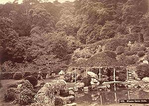 Mikados Garden, Kioto.: KUSAKABE, Kimbei (attributed