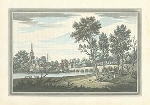 Wallingford.: FARINGTON, J. and