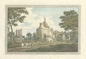 Views Along the Thames. Stanton Harcourt.: FARINGTON, J. and