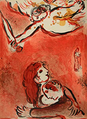 Drawings for the Bible.: ART] CHAGALL, Marc
