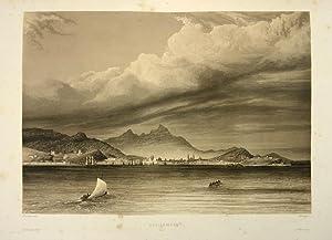 Voyage autour du monde par les mers: LAPLACE, Cyrille Pierre