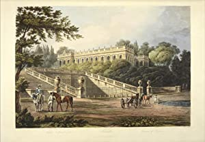 Versailles, Paris, and St Denis; or a: NATTES, John Claude.