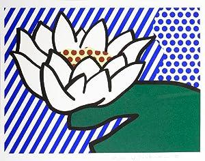 Water Lily: Lichtenstein, Roy