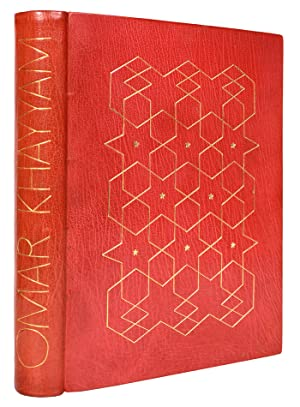 Rubaiyat of Omar Khayyam Rendered into English: ALLIX, Susan (bookbinder