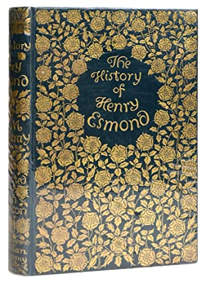 The History of Henry Esmond, Esq.: MACMILLAN & CO.,