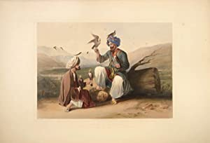 The costumes of the various tribes, portraits: RATTRAY, James.