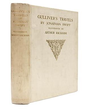 Gulliver's Travels into Several Remote Nations of: RACKHAM, Arthur, Illustrator;