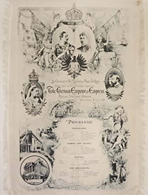 Commemorative Gala Programme] By Command of Her