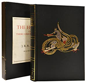 Lord Of The Rings Deluxe Edition George Allen And Unwin