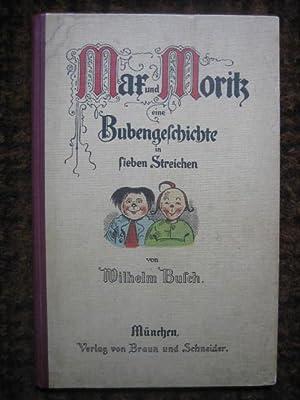 Max und Moritz: Eine Bubengeschichte in Sieben: BUSCH Wilhelm