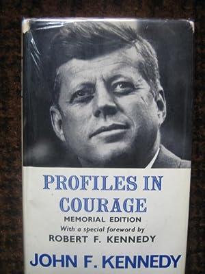 John f kennedy profile in courage essay