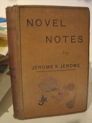 Novel Notes: JEROME Jerome K(lapka)