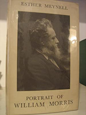 Portrait of William Morris: MEYNELL Esther