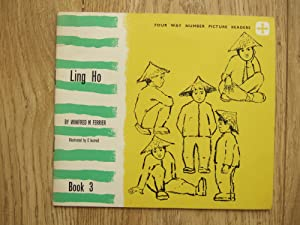 LING HO Four Way Picture Readers Book: Ferrier Winifred M.