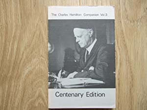 THE CHARLES HAMILTON COMPANION VOL.3 A New: Wernham John (ed.)