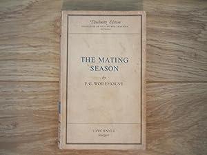 The Mating Season: Wodehouse P.G.