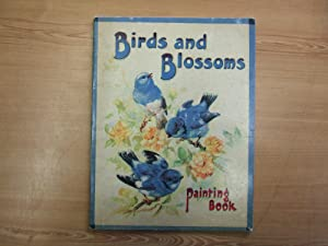 Father Tuck's Birds and Blossom Painting Book: Father Tuck