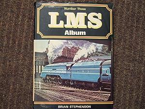 LMS ALBUM No. 3 Number Three: Stephenson, Brian