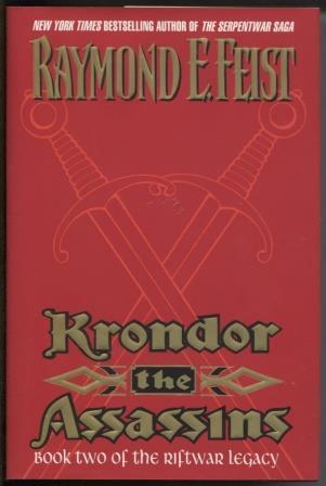 krondor the assassins the riftwar legacy