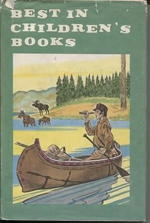 Best in Chrildren's Books Volume 31: Lewis: Burnham, Smith, Joseph