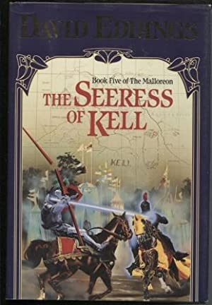 The Seeress of Kell: Book 5 of the Malloreon