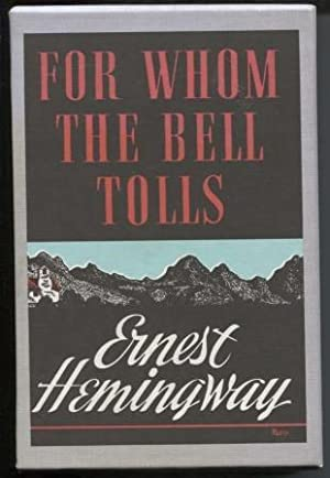 For Whom the Bell Tolls (Facsimile w/slipcase)