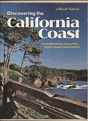 Discovering the California Coast. (in Slipcase with A Special Selection of California Lighthouse ...