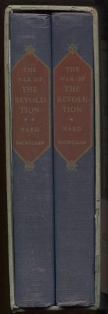 The War of the Revolution. Two volumes with slipcase